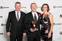 2014 Keystone Award Winners Named at Gala